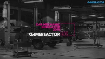 GRTV spelar Car Mechanic Simulator 2018