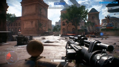 Star Wars Battlefront II - Vi spelar Naboo multiplayer