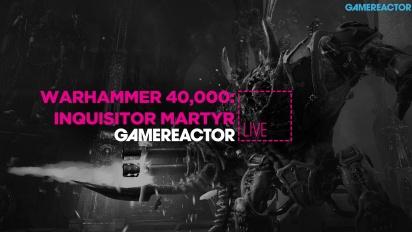 GRTV spelar Warhammer 40,000: Inquisitor Martyr