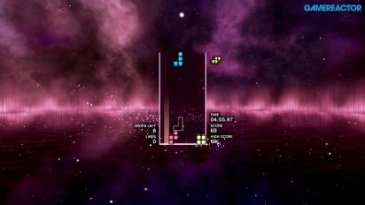GRTV videorecenserar Tetris Effect