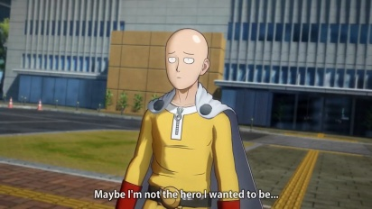 One Punch Man: A Hero Nobody Knows - Gamescom Trailer