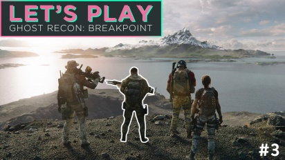 Let's Play Ghost Recon: Breakpoint - Episod 3