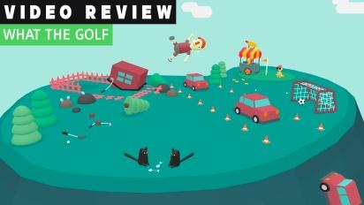 GRTV videorecenserar What The Golf