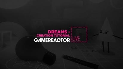 GRTV visar dig hur du kommer igång i Dreams (1)