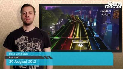 Spel att hålla utkik efter: augusti 2012