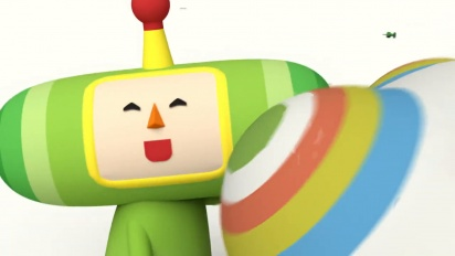 Katamari Damacy Reroll - PS4 and Xbox One Reveal Trailer