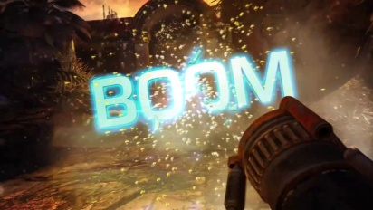 Bulletstorm - Whip, kick, BOOM Trailer