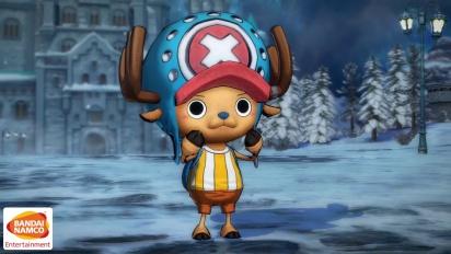 One Piece: Burning Blood - Chopper Move Set - Trailer