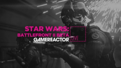 Vi spelar beta-versionen av Star Wars Battlefront II