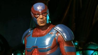 Injustice 2 - The Atom Trailer