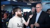 GRTV på CES2019: Intervju med Samsung
