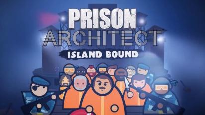 Prison Architect: Island Bound Announcement Trailer