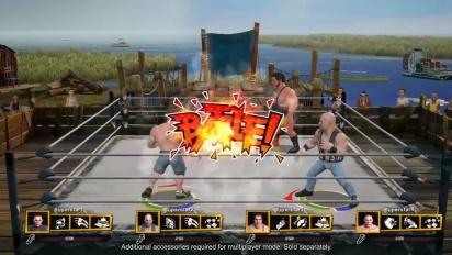 WWE 2K Battlegrounds - Nintendo Switch Gameplay Trailer