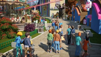 Planet Coaster: Console Edition - Gameplay Trailer