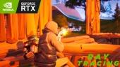 GRTV visar upp Fortnite - RTX Gameplay
