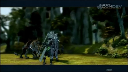 Heroes of Might & Magic V - Haven vs Necropolis