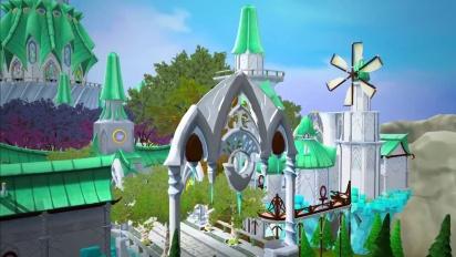 RuneScape - Prifddinas is Reborn Trailer