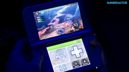 Monster Hunter 4 Ultimate - Preview