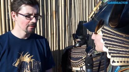 Shadow Warrior 2 - Tadeusz Zielinski-intervju