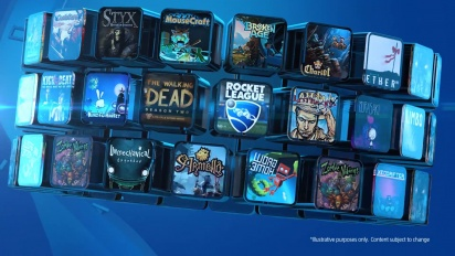 PlayStation Plus Monthly Games for February 2017 Trailer