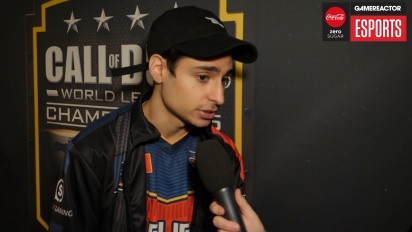Call of Duty World Championships 2017: Intervju med ZooMaa