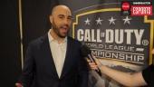 Call of Duty Championship 2017 - Intervju med Maven