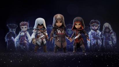 Assassin's Creed Rebellion - Teaser Trailer