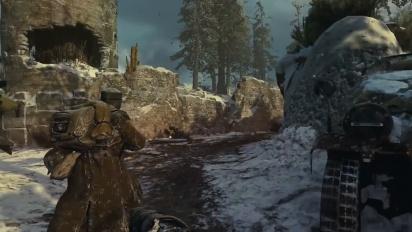 Call of Duty: WWII - Winter Siege Trailer