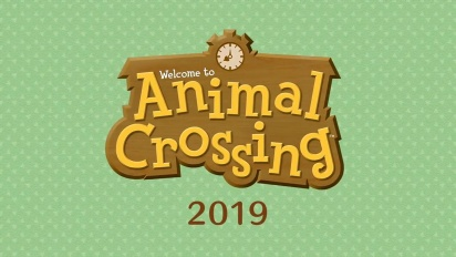 Animal Crossing - Coming to Nintendo Switch Teaser