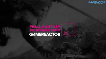 GRTV spelar Final Fantasy VII: Remake-demot