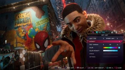 Spider-Man: Miles Morales - Photo Mode Trailer