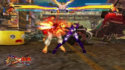 Street Fighter X Tekken - Mobile Trailer
