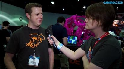E3 2014: Double Fine - Matt Hansen interview
