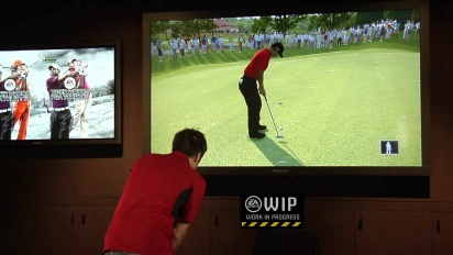 Tiger Woods PGA TOUR 13 - Better with Kinect Trailer