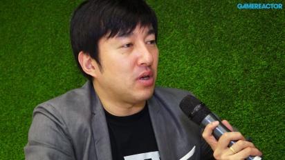 Goichi 'Suda51' - Gamelab 2015-intervju