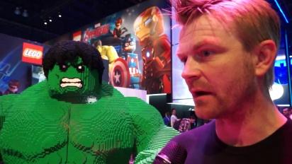 Lego Marvel Avengers - Game Director-intervju