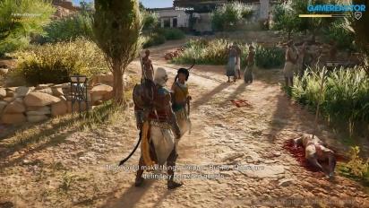 Assassin's Creed: Origins - E3 Gameplay