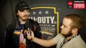 Call of Duty Championship 2017 - Intervju med Gunless
