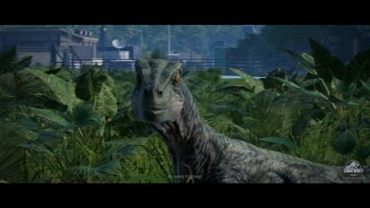 Jurassic World Evolution - First Gameplay Trailer