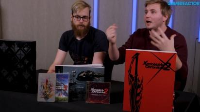 Vi packar upp Xenoblade Chronicles 2: Collector's Edition (2)