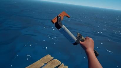 Raft - Announcement Trailer