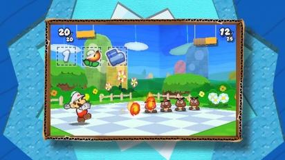 E3 12: Paper Mario: Sticker Star - Trailer