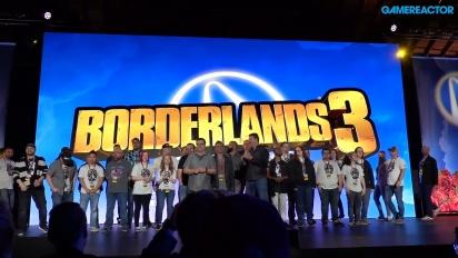 GRTV sammanfattar sina åsikter om Borderlands 3