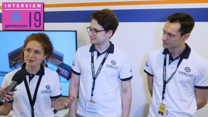 GRTV på Gamescom 19: Vi spelar Circuit Superstars