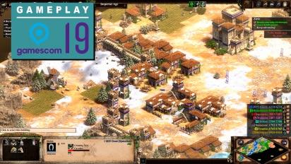 GRTV på Gamescom 19: Vi spelar Age of Empires II: Definitive Edition