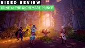 GRTV videorecenserar Trine 4: The Nightmare Prince