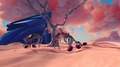 Paper Beast - Gameplay Trailer