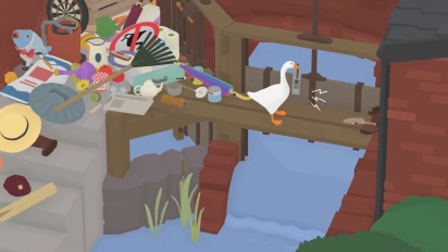 Untitled Goose Game - PS4 Announcement