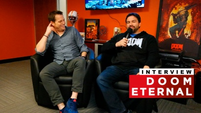 GRTV intervjuar teamet bakom Doom Eternal