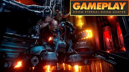 GRTV myser lite tillsammans med Doom Eternal
